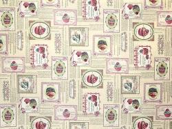 Тефлоновые ткани LOUVRE - дизайн TARTA