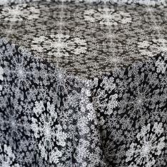 Новогодние ткани Dor noir